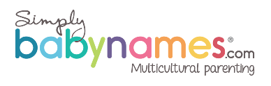 Simply baby names logo