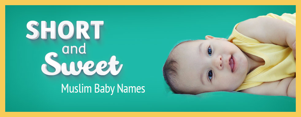 Short And Sweet Muslim Baby Names Simply Baby Names